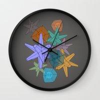 CryoThermicSocraticus Wall Clock
