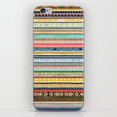 Vintage Handmade Pattern iPhone & iPod Skin
