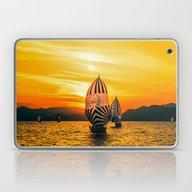 Sun Regatta Laptop & iPad Skin