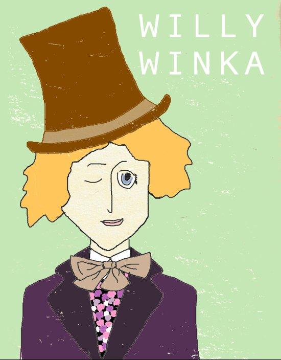 Willy Winka Canvas Print