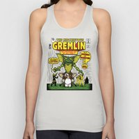 The Mischievous Gremlin Unisex Tank Top