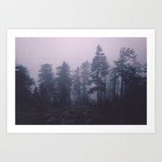 Near Dark Art Print