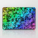 Starrider -- Abstract cubist color expansion iPad Case