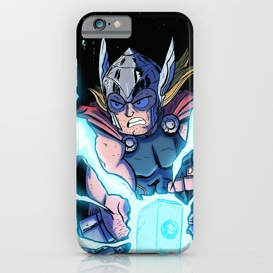 The Mighty THOR! iPhone & iPod Case