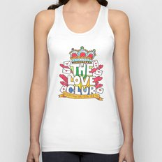 The Love Club Unisex Tank Top