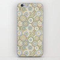 My Fall Circles iPhone & iPod Skin