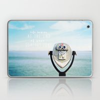Life Begins At The End O… Laptop & iPad Skin