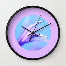 flower dance III Wall Clock