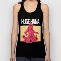 Huge Hana - Official Mer… Unisex Tank Top
