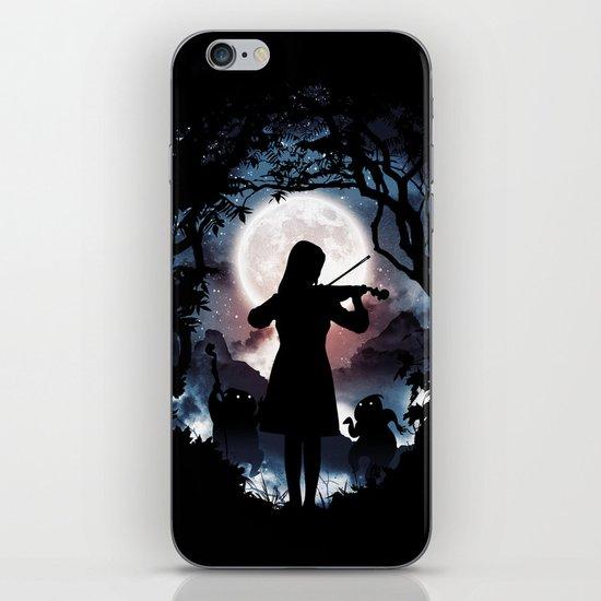 Moondance  iPhone & iPod Skin