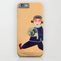 iPhone & iPod Case featuring Dragon by Hanae Miki