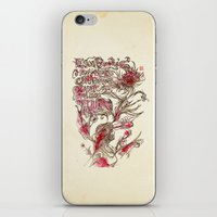 Egon Bondy's Happy Hearts Club Banned iPhone & iPod Skin