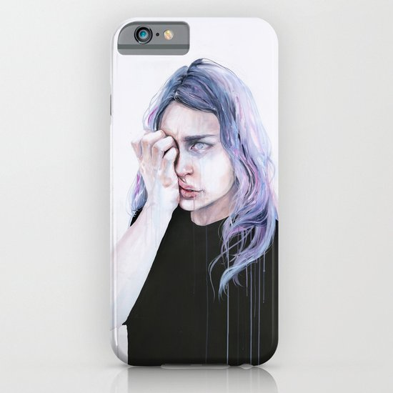 I could but I can't iPhone & iPod Case