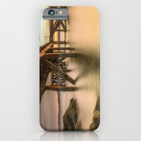 iPhone & iPod Case featuring Down Below the Jetty by Paul & Fe Photography
