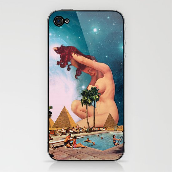 The Sphinx iPhone & iPod Skin