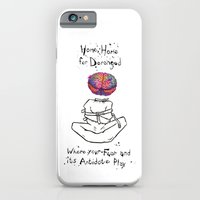 Home, Home For Deranged iPhone 6 Slim Case