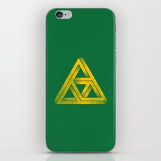 Penrose Triforce iPhone & iPod Skin