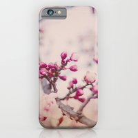 iPhone & iPod Case featuring Spring Poetry by Hello Twiggs