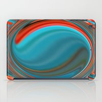 Hot and Cold Mind iPad Case