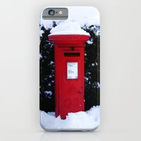 Christmas Card Time iPhone 6 Slim Case