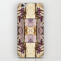 Rock & Steel iPhone & iPod Skin