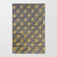 Canvas Print featuring Stars by Travis Weerts