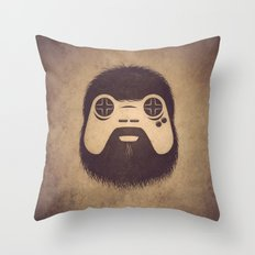 The Gamer Throw Pillow