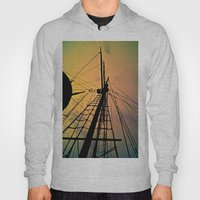 We Sail At Dawn Hoody