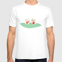 Pio Pio Mens Fitted Tee White SMALL