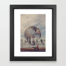travellers... Framed Art Print