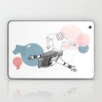 farewell bubbles  Laptop & iPad Skin