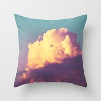 Double Approval Throw Pillow