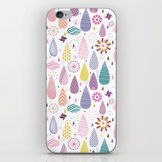 Magical Weather iPhone & iPod Skin