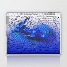 digital jump Laptop & iPad Skin