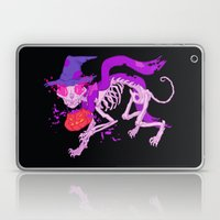 Skelecat Laptop & iPad Skin