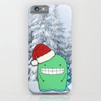 Christmas Sneaks Up On You iPhone 6 Slim Case