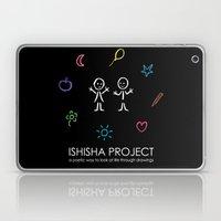 ISHISHA PROJECT by ISHISHA PROJECT Laptop & iPad Skin
