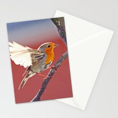 flying Bird Stationery Cards