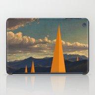 iPad Case featuring Landscape 07 by  Los Ilustrados