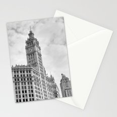 Chicago Iconic Wrigley Building Stationery Cards