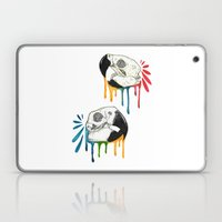 Skull Candy Macaws Laptop & iPad Skin