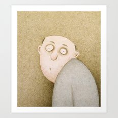 Ecce Homo Art Print