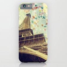 Paris is Flying Slim Case iPhone 6s