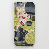 iPhone & iPod Case featuring PONY by WeLoveHumans