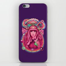 She's Got Science iPhone & iPod Skin