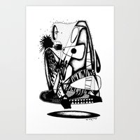 What You Hold - Emilie R… Art Print