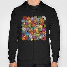 Buttons Hoody