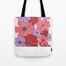 Floral III Tote Bag