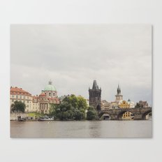 The Charles Bridge Canvas Print