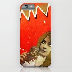 Victorian Orange iPhone 6 Slim Case